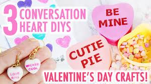 valentines day office ideas. 3 Cute Conversation Hearts Valentine\u0027s Day Crafts - HGTV Handmade YouTube Valentines Office Ideas