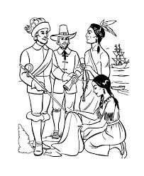Small Picture Thanksgiving Coloring Pages History Coloring Pages