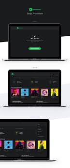 Spotify Charts 2017 Entry 12 By Nastweets For Design A One Page Dashboard Non