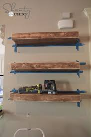How To Build Floating Shelves Video