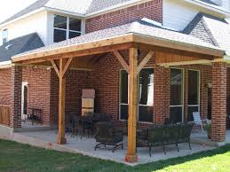 solid roof patio cover plans. Contemporary Attached Covered Patio To Roofs . Solid Roof Cover Plans A
