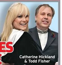 todd fisher catherine hickland. Wonderful Todd Wedding Of Todd Fisher And Catherine Hickland 2013 Throughout H