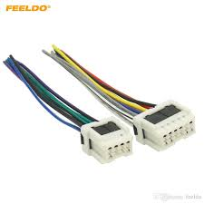 nissan patrol 19922000 car radio wire harness wiring iso lead car 2019 feeldo car stereo power wiring harness adapter for old nissan 2019 feeldo car stereo power