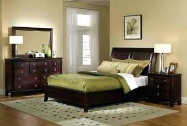 bedroom colors with black furniture. Master Bedroom Black Furniture Amazing Of With Beige Accent Wall . Colors W
