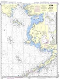 Noaa Navigation Charts Noaa Nautical Chart 16006 Bering Sea Eastern Part St Matthew Island Bering Sea Cape Etolin Achorage Nunivak Island