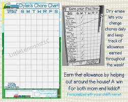 Chore Chart With Money Reward Train Chore Chart Allowance Goal Chart Dry Erase Laminated Summer Boys Device Responsibility Task Chart Reward Chart Money Earn