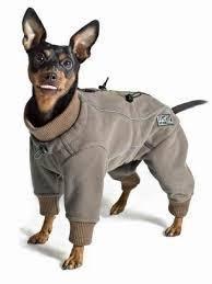Hurtta Waterproof Fleece Overall
