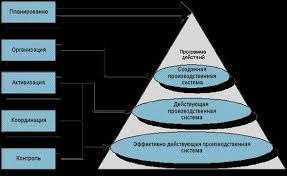 Дипломная работа Функции менеджмента  Функции менеджмента