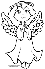 Small Picture Wish for an angel 15 Angel coloring pages and pictures Print