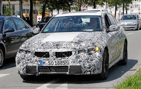 Sport Series 3 series bmw : 2019 BMW 3 Series Spied Testing with Fancy New Lights » AutoGuide ...