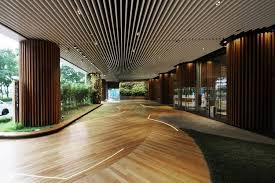 office lobby. james g of hollywood studio office lobby