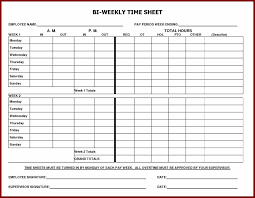 daily timesheet template free printable printable employee time sheets best template design images