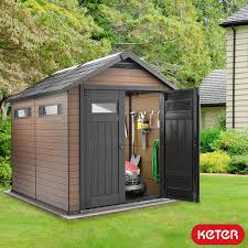 keter fusion 7ft 6 x 9ft 5 2 3 x 2 9m shed
