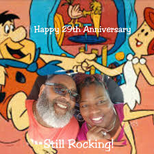 """Tonia Harper-Grobes on Twitter: """"40 yrs ago, at the age of 14, God showed  me something in this guy!! We've been married for 29yrs today!!! Thank you  God, you were right!! 😍🥰😍"""