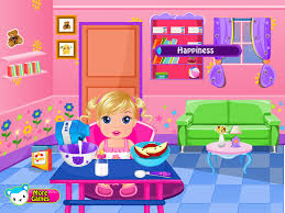 baby room cleaning games. Cleaning Baby Room- Screenshot Room Games U