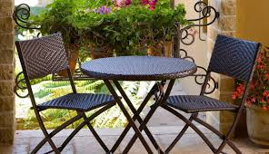 garden set high green metal chairs wooden folding chair bistro small wood and aluminium table plastic