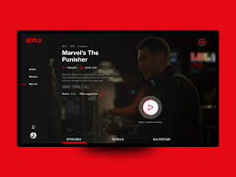 Design Shows On Netflix Netflix Tv Show Page Concept By Andrey Semyonov On Dribbble