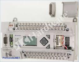 plc hardware allen bradley 1766 l32bwa micrologix 1400 pressauto net micrologix 1400 high speed counter at 1766 L32awa Wiring Diagram