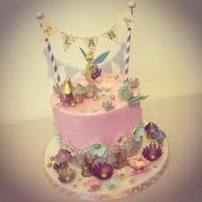 Tinkerbell Birthday Cake Cake By Dee Cakesdecor