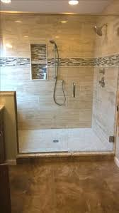 calmly industrial fusion shower tile ideas