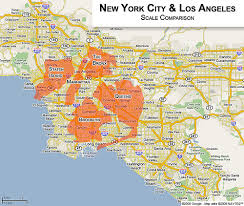 la size city size comparison maps flickr