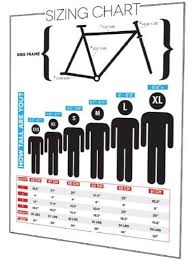 Bicycle Frame Size Chart Road Bike Frame Sizes Find Fit The Right Bicycle For You