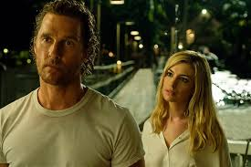 Matthew McConaughey in a clip from Serenity