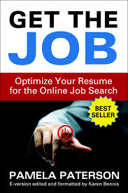 Book Reviews Get The Job Optimize Your Resume For The Online Job