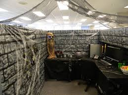 office halloween decoration ideas. Halloween Office Decorations Photo Credit Halloweenforumcom Decoration Ideas