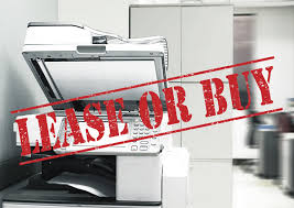 buy v lease compare 2019 average leasing vs buying a copier costs pros vs cons