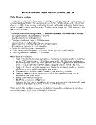 Event Coordinator Cover Letter Photos Hd Goofyrooster