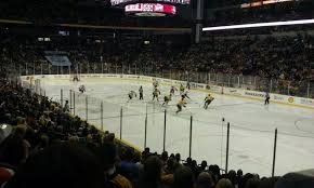 Bridgestone Predators Seating Chart Bridgestone Arena Section 118 Row C Seat 1 Nashville