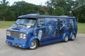 Why isnt anyone restoring custom vans?