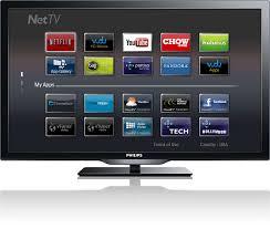 Wireless Smart TV 4000 series LED-LCD 40PFL4908/F7 | Philips