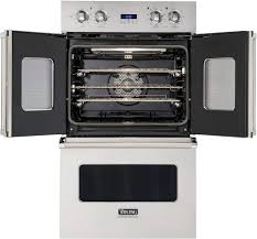Viking VDOF730SS 30 Inch Double Electric French Door Oven with 4.7 ...