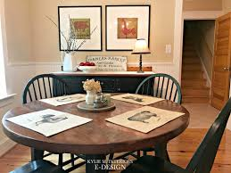 black furniture room ideas. Dining Room Ideas With Black Furniture Layout And Decorating Balance Symmetry On Glam Lux