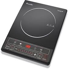 Buy Preethi Trendy <b>Plus 116</b> 1600-Watt Induction Cooktop (Black ...