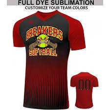 Mens Softball Jersey Designs 1079 Merge Full Dye Sublimation Men S Custom Softball Jerseys Lettering Included