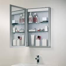 Projects Design Slimline Mirrored Bathroom Cabinet Bathroom