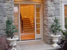 open front door. Modern Concept Open Front Door With 2 N