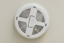 An Electric Smoke Detector Uses Electricity From The Circuit Panel To Power  The Detector.