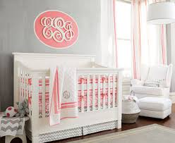 Because growing babies spend a lot of time on the floor, pick a plush rug  so she can roll around. Then, consider decorative details like a hanging  mobile or ...