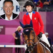 Jessica Springsteen Makes an Olympic ...