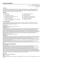 resume format for co ordinator related post of resume format for co ordinator