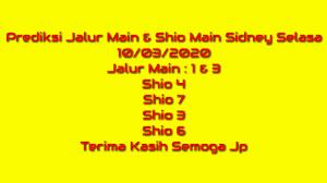 Sebab, intinya supaya bisa dapat pasang angka sesuai yang diperoleh. Prediksi Jalur Main Shio Main Sidney Selasa 10 03 2020 Youtube