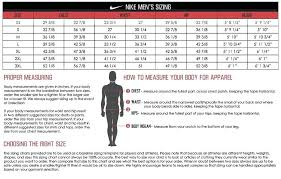 Goalkeeper Gloves Size Chart