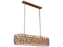elegant lighting madison golden iron seven light 50 long island light