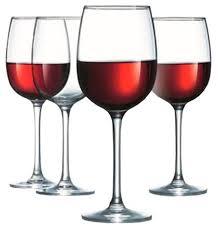 Luminarc <b>Набор бокалов для вина</b> Allegresse 550 мл 4 шт L1403 ...