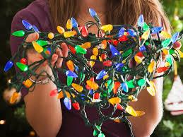 Untangle Christmas Tree Lights How To Untangle Christmas Lights Six Top Tips On Stress