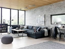 industrial living room decor. what\u0027s hot on pinterest industrial living rooms to inspire you 1 room decor s